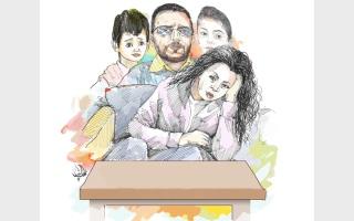 الصورة: تراكم المتأخرات الإيجارية يهدّد أسرة «أبومحمد» بالتشرد