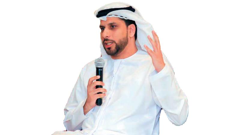 خالد عبدالله الحمادي : وكيل نيابة أول في نيابة المخدرات