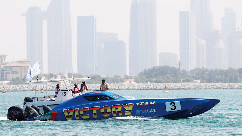 زورق فيكتوري يستعد للإبحار نحو أمجاد جديدة. من المصدر