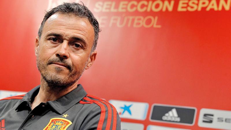 إنريكي يستعيد منصبه من مورينو في كأس أوروبا 2020. أرشيفية