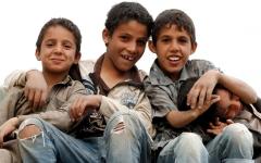 الصورة: ميليشيات الحوثي جنَّدت أكثر من 30 ألف طفل