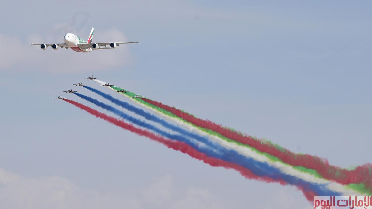 """على هامش """"معرض دبي للطيران 2019"""": طيران الإمارات إطلاق مسار بيومتري متكامل، يتيح للمسافرين استخدام أحدث تقنيات القياسات الحيوية، لإنهاء إجراءات سفرهم."""