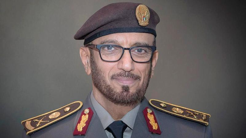 اللواء محمد المري: «المشروع يهدف إلى تبسيط إجراءات النزيل لمغادرة الدولة دون أي عواقب».