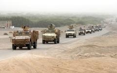 الصورة: الجيش اليمني يستكمل تحريـــــر المناطق الواقعة بين باقم والصفراء بصعدة