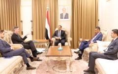 الصورة: ألمانيا تؤكد سعيها للمساعدة في تحقيق السلام باليمن