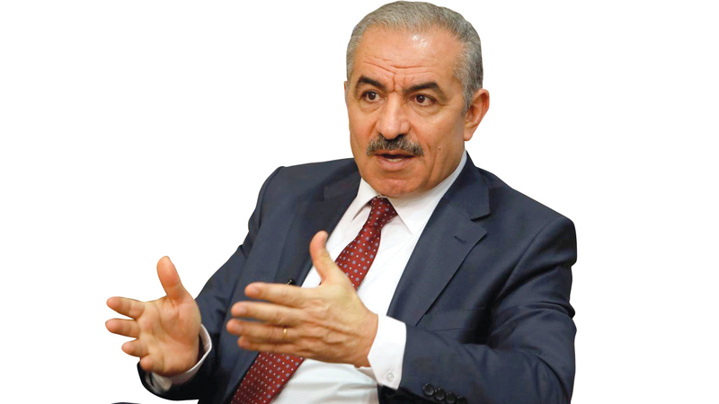 رئيس الوزراء الفلسطيني: «نريد إنهاء الاحتلال، ونريد حق العودة، وحقنا  في أرضنا.. والغرباء في المستوطنات لا مكان لهم».