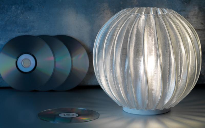 الصورة: «سيجنيفاي» تكشف عن مصابيح بتقنية الطباعة الثلاثية الأبعاد