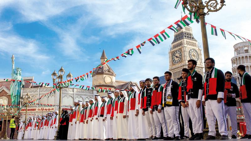 ستشهد «القرية» احتفالات وفعاليات متنوعة من الأول وحتى الـ 3 من ديسمبر المقبل. من المصدر