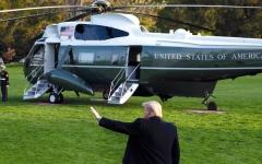 الصورة: رؤساء أميركيون واجهوا خطر المساءلة والإقالة من مناصبهم