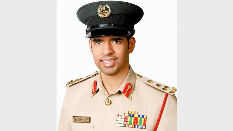 العميد خالد الرزوقي:  «الخدمة توفر إمكانية  التعرف إلى مواقع  مراكز الشرطة  والصيدليات المناوبة».