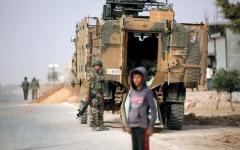 الصورة: منظمة حقوقية: «المنطقة الآمنة» شمال سورية «لن تكون آمنة»