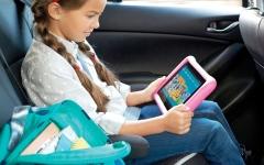 الصورة: انتقادات لأبوين يخططان لتقديم أجهزة «آي باد» مستعملة هدية لطفليهما