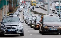 الصورة: راكب يستأجر تاكسي لمسافة 450 كيلومتراً ولا يدفع الفاتورة