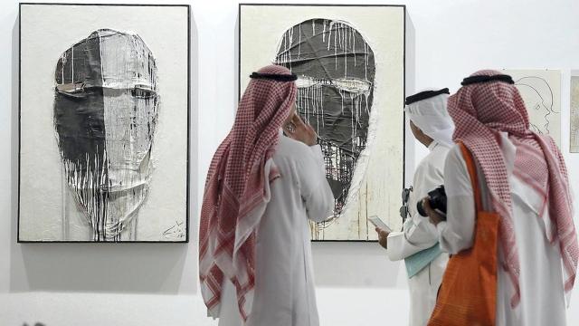 «آرت دبي 2020».. يواصل رحلة الإبداع و«الدهشة» - الإمارات اليوم