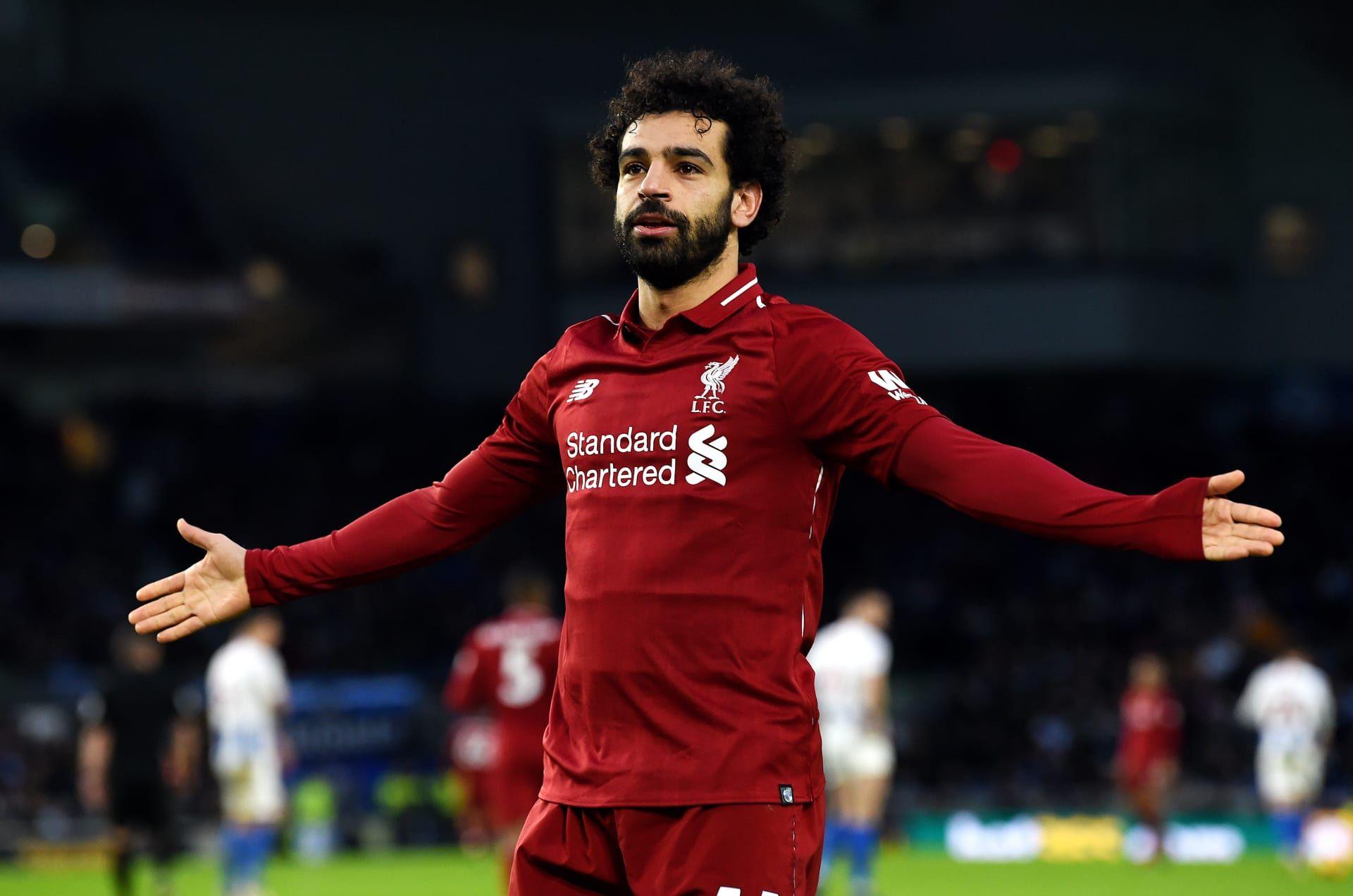 محمد صلاح عاد للظهور مع فريقه