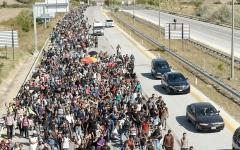 الصورة: الاتحاد الأوروبي أمام موجة جديدة من اللاجئين