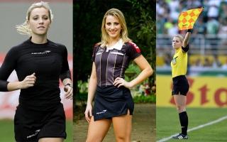 الصورة: بالصور.. تعرف إلى أجمل 10 حكام سيدات عالمياً في كرة القدم