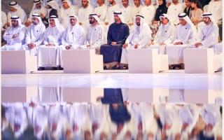 """الصورة: الإمارات تحيي """"يوم الشهيد"""""""