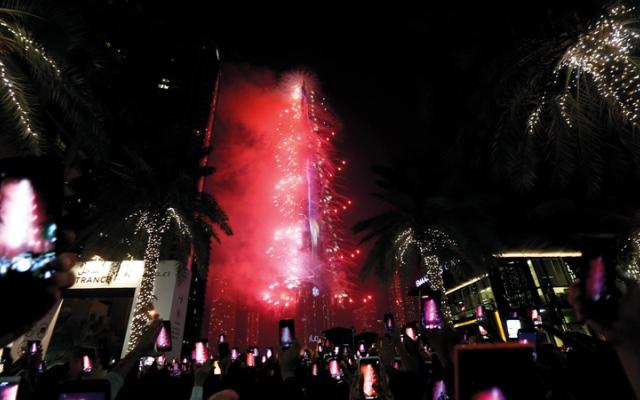 الصورة: ديسمبر دبي.. مغامرات الشتاء على وقع المهرجانات والألعاب النارية