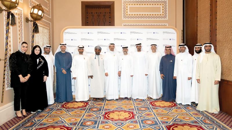 اجتماع المشاركين الدوليين اختتم أعماله في دبي أمس. من المصدر