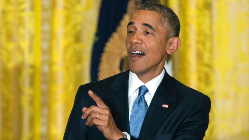 كانت إدارة أوباما أكثر انتقاداً للمستوطنات لكنها كانت تحجم عن وصفها بأنها غير شرعية. أ.ب