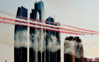 الصورة: الإمارات تحتفل باليوم الوطني