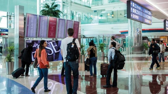 3.5 ملايين مسافر بين «دبي الدولي» و13 وجهة صينية خلال 2018 - الإمارات اليوم