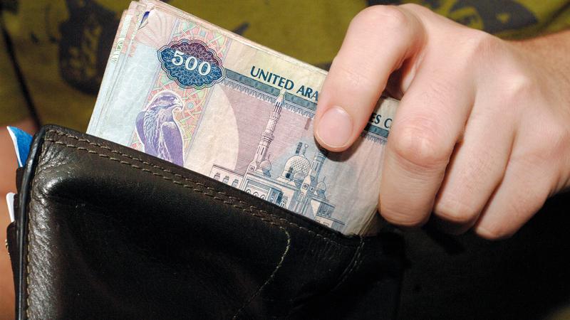 مكافأة نهاية الخدمة لا تكفي في حال كان لدى المتعامل أكثر من تمويل. الإمارات اليوم