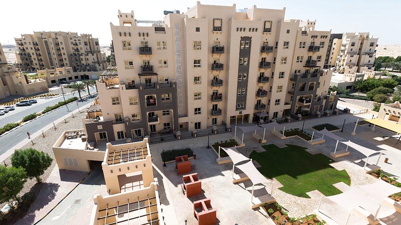 سوق دبي تشهد ارتفاعاً في العائد الاستثماري على العقارات خلال الفترة الأخيرة. أرشيفية