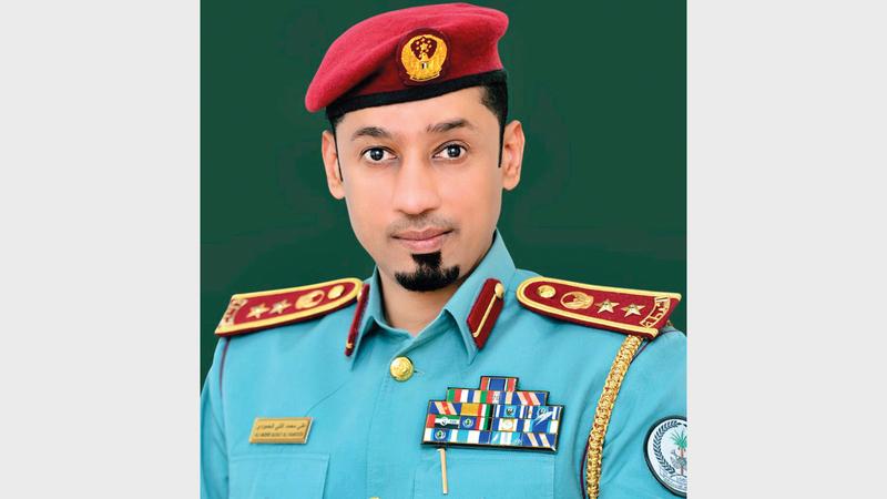 العقيد علي الحمودي: «الشرطة ضبطت المتورطين بالمشاجرة في غضون ساعة واحدة من البلاغ».
