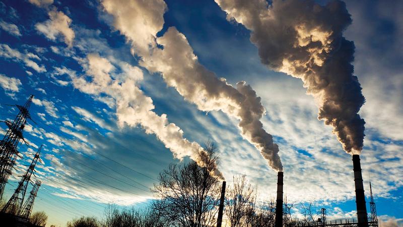 التلوث من القضايا التي تحتاج إلى من يتصدى لها.  أرشيفية