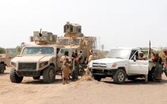 الصورة: «مقاومة صنعاء» تنفذ أولى عمليــاتها العسكرية.. والحوثيون يعلنون حالة الاستنفار