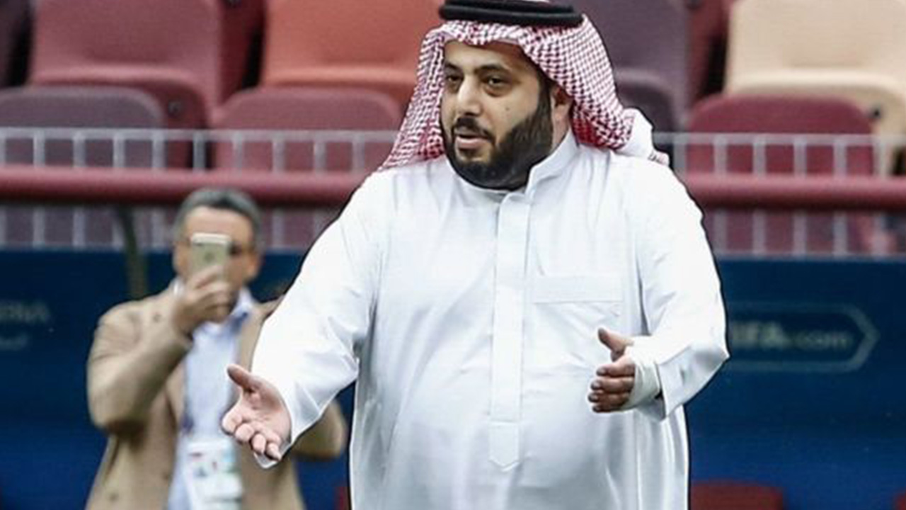 تركي آل الشيخ مريض ويترك رسالة اعتذارعلى تويتر حياتنا جهات