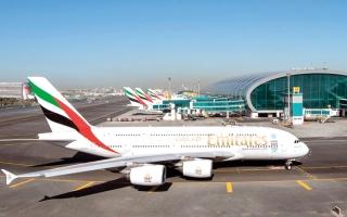 الصورة: «دبي - هيثرو» ثاني أكبر خط دولي يربط بريطانيا بالعالم الخارجي