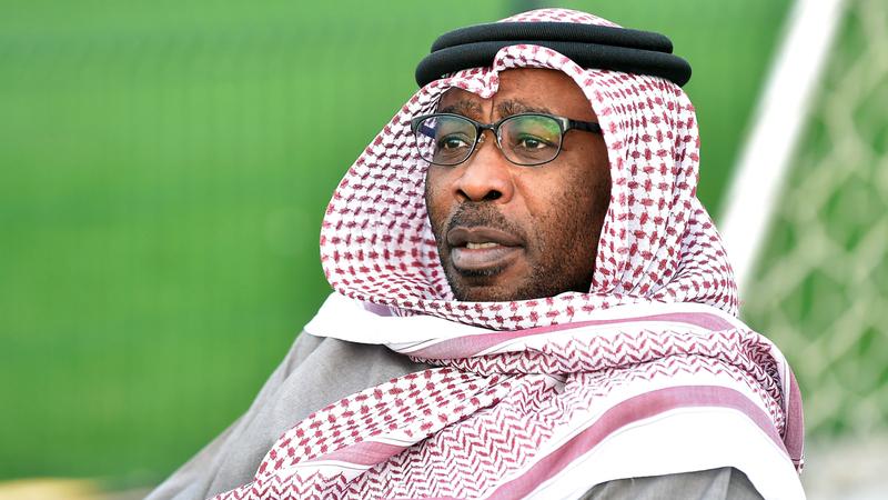 عبدالله صالح:«لا ألوم بعض  اللاعبين، كون أن ما قدموه في  (خليجي 24) كان  في حدود  إمكاناتهم».
