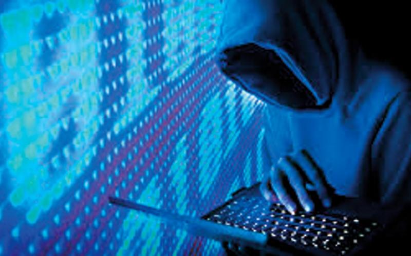 الصورة: ارتفاع كبير في هجمات القرصنة على شبكات مدن أميركية