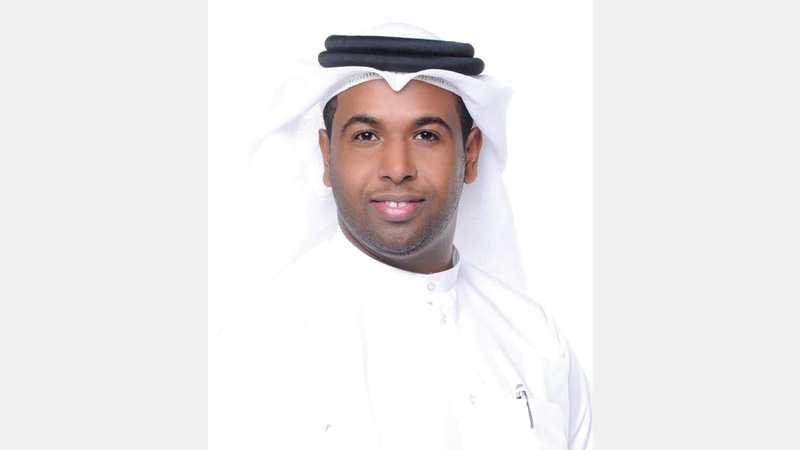 أحمد الزعابي:  «إعادة مبلغ  إلى مستهلك شكا  ضد منشأة تجارية  فرضت رسوماً على  مشترياته».