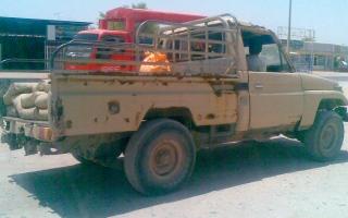 الصورة: لقطة: سيارات مخالفة