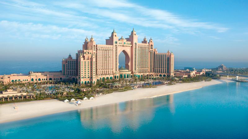 دبي حلت سابعة عالمياً كأسرع الأسواق نمواً في مساهمة قطاع السياحة والسفر في سوق العمل. أرشيفية
