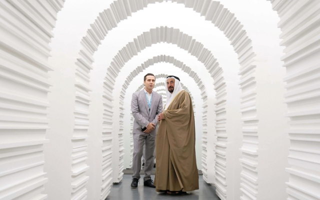 الصورة: 241 عملاً محمّلاً بالرسائل في مهرجان الفنون الإسلامية