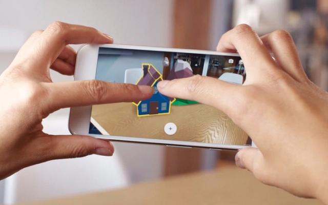 الصورة: «الانطباق العميق».. خاصية جديدة تجعل الكائنات الافتراضية تتفاعل مع الواقع