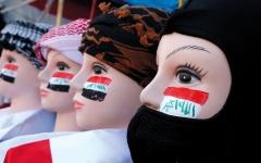 الصورة: من بغداد إلى البصرة.. وجوه ترسم «ثورة أكتوبر»