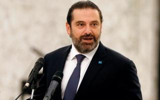الصورة: الحريري يؤكّد التزامه خطة عاجلة لمعالجة أزمة لبنان الاقتصادية