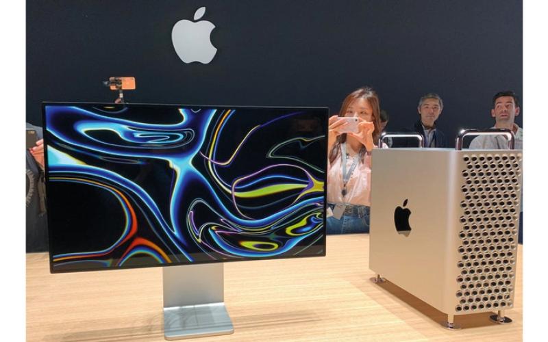 الصورة: «أبل» تبدأ بيع «ماك برو» المكتبي مقابل 55 ألف دولار