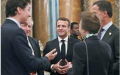 الصورة: سخرية قادة العالم من بعضهم عادة قديمة
