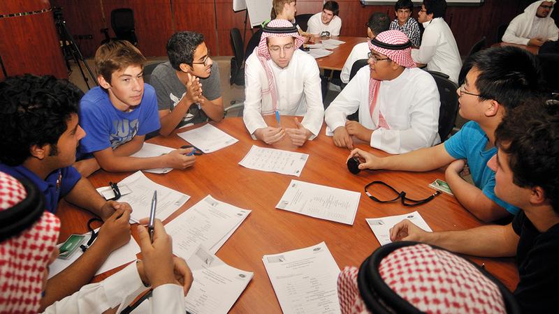 المركز يسعى إلى ترسيخ قيمة التسامح في المجتمع السعودي. أرشيفية