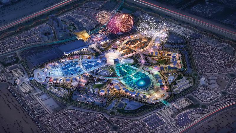 «إكسبو دبي» ستكون له انعكاسات إيجابية عدة على جميع القطاعات خصوصاً السياحة. أرشيفية