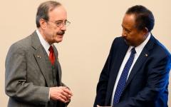 الصورة: حكومة السودان الجديدة تواجه الكثير من العقبات