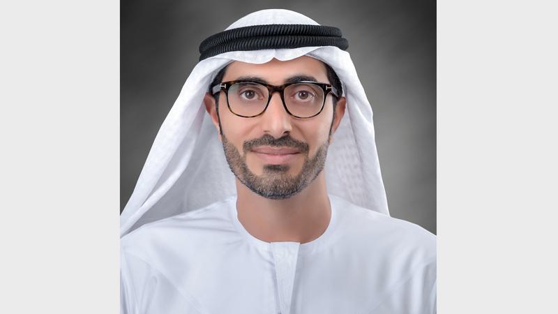 ناصر بن ثاني الهاملي: «البوابة الوطنية للتدريب» توفر للمواطنين دعماً يمكّنهم من تحقيق تطلعاتهم الوظيفية.