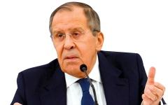 الصورة: وزير الخارجية الروسي: نهجنا في حل الأزمات  يقوم على الحوار